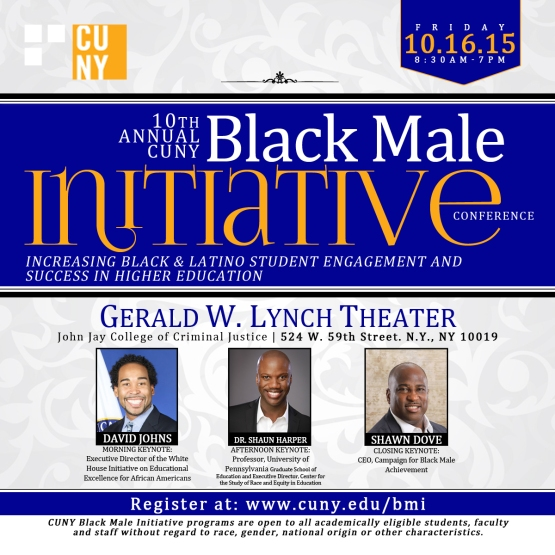 10th Annual CUNY BMI Conference FLYER
