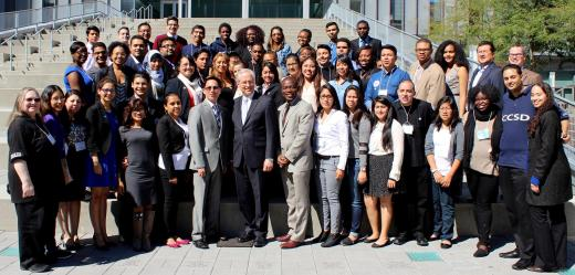 MLA Students and CUNY DREAMers at the 1st Annual CUNY DREAMers Conference